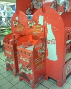 Tazze Coca Cola Promozione Natale 2011